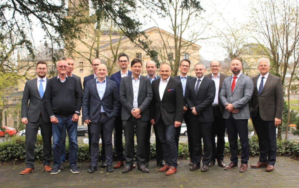 Teilnehmer Tag 2 Protector Forum Zutrittskontrolle 2019